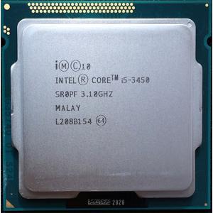 Intel CPU Core i5 3450 3.1GHz 6M LGA1155 Ivy Bridge BX80637I53450 動作保証品|pc-parts-firm