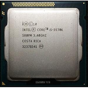 Intel CPU Core i5 3570K 3.4GHz 6M LGA1155 Ivy Bridge BX80637I53570K【BOX】 動作保証品|pc-parts-firm