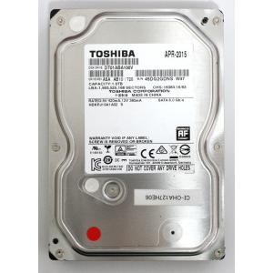 東芝 内蔵 ハードディスク HDD 3.5 インチ 1TB 5700rpm 32MB 6Gb/s SATA DT01ABA100 動作保証品 pc-parts-firm