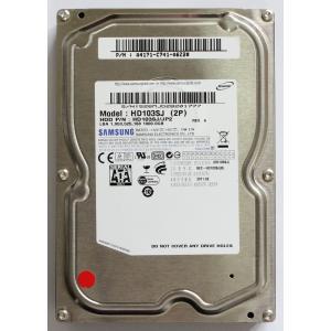 Samsung 3.5インチ HDD (SerialATA) / 容量:1TB / 回転数:7200rpm / キャッシュ:32MB HD103SJ 動作保証品 pc-parts-firm