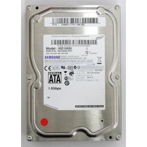 SAMSUNG 3.5インチ 1TB / 5400rpm / 32MBキャッシュ メーカー型番:HD105SI 動作保証品 pc-parts-firm