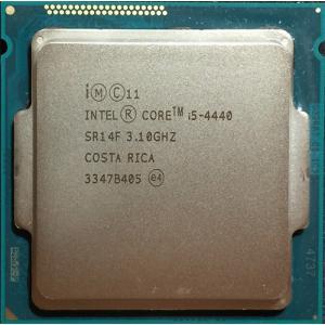 Intel CPU Core-I5 4440 3.10GHz 6Mキャッシュ LGA1150 動作保証品|pc-parts-firm