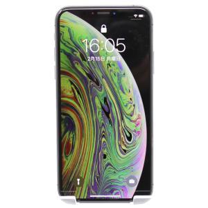 【中古】iPhoneXS 64GB スペースグレイ NTAW2J/SIMロック docomo/iOS 14.4/約5.8インチ/ネットワーク利用制限対象外確認済み 液晶に傷あり(写真にて確認)|pc-parts-firm
