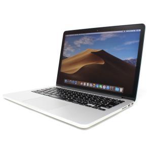 【訳あり】Apple MacBook Pro with Retina Display (2.7GHz Dual Core i5/13.3インチ/8GB/128GB) MF839J/A Mac OS X Mojavi インストール済み! 動作保証品|pc-parts-firm
