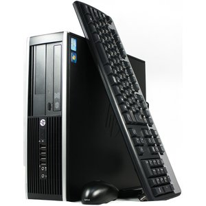 Windows10 Pro 64bit HP Compaq 8200 Elite SF 第2世代Core i5 2400 3.10GHz 8GBメモリ 500GB マウス・キーボード付き Apache OpenOffice|pc-parts-firm