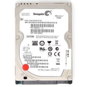 Seagate 型番: ST9750423AS 容量750GB 2.5インチ 5400 rpm 厚さ9.5mm 動作保証品 pc-parts-firm