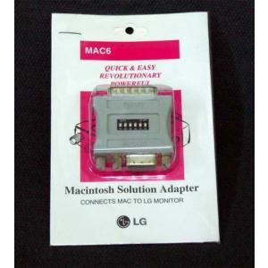 ディスプレイ モニタ Mac 変換 DOS/V用モニタ・Mac用変換アダプタ