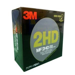 3M MF2HD256 10P 2HD IBM256フォーマット 10枚