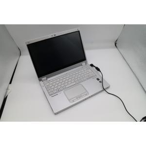 人気のパナソニック ノートパソコン Let's noteシリーズ タブレットとしても使用できます!!...