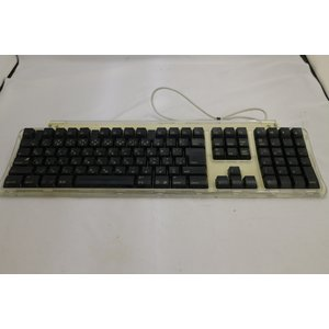 AK1106 Apple Mac用 日本語USBキーボード M7803 Pro Keybord 黒