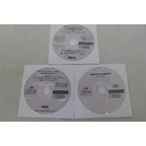 NEC 再セットアップ用DVD Windows10Pro  再セットアップ用ディスク、アプリケーショ...