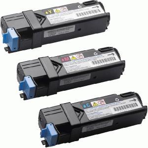 DELL 1320C 大容量 カラー3色セット リサイクルトナー デル カラーレーザープリンター 1320c/1320cn/インク pc99net
