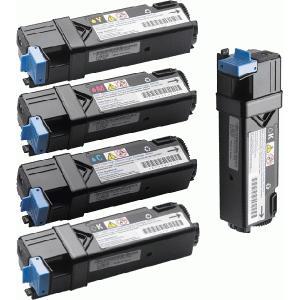 DELL 1320C 大容量 カラー4色セット+黒 リサイクルトナー デル カラーレーザープリンター 1320C/1320Cn/インク pc99net