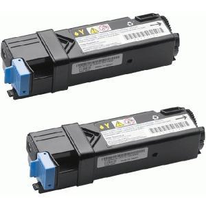 DELL 1320C 大容量 イエロー (2本入) リサイクルトナー デル カラーレーザープリンター 1320C/1320Cn/インク pc99net