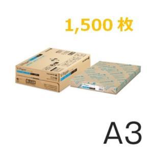 プリンター印刷用紙 Fuji Xerox V-Paper(白色度82% 高品質 国産紙)A3 1,500枚/1箱 PPC コピー プリント オフィス 普通紙 富士ゼロックス|pc99net