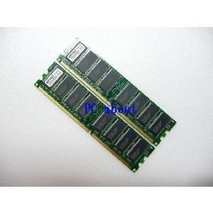 BUFFALO純正 S.O.DIMM メモリ PC3200 (DDR400/DD400)  1GB×...