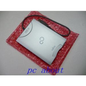 富士通 SLIM FBU YD-8010-41140024/CP078730-05 外付FDDユニット(USB)ドライブXP、Vista、Win7、Win8、Win10、macすべて対応。|pcaboutshop