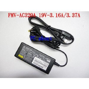 富士通 純正AC 19V-3.16A FMV-AC320A/FMV-AC312/FMV-AC319/FMV-AC315同等対応