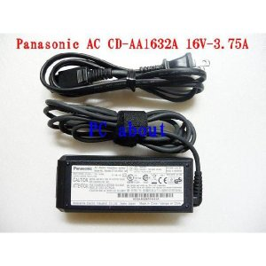 Panasonic Let's note CF-S10/N10/J10/B10対応互換用ACアダプター CF-AA6402AJS 16V|pcaboutshop