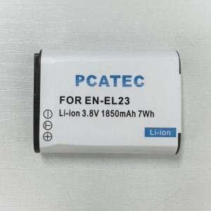 ニコン 互換バッテリー NIKON EN-EL23 対応 COOLPIX P600