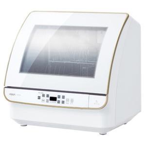 AQUA(アクア) ADW-GM3 ホワイト (送風乾燥機能付き食器洗い機)