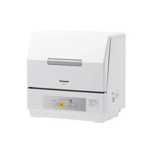 パナソニック NP-TCR4-W ホワイト プチ食洗(食器洗い乾燥機)