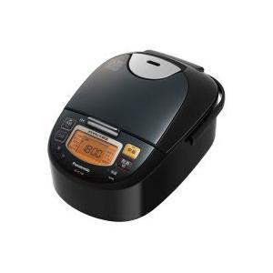 パナソニック SR-FC108-K ステンレスブラック IHジャー炊飯器|pcbomber