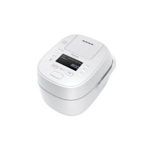 Panasonic(パナソニック) Wおどり炊き SR-MPW100-W ホワイト PCボンバー PayPayモール店