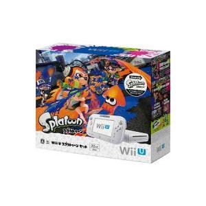 ニンテンドウ (WUP-S-WAGY)Wii U スプラトゥーン セット|pcbomber