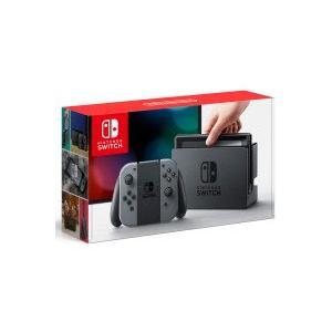 ニンテンドウ (HAC-S-KAAAA)Nintendo Switch グレー|pcbomber