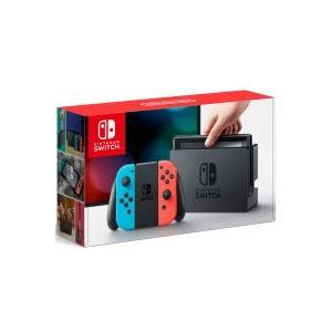 ニンテンドウ (HAC-S-KABAA)Nintendo Switch ネオンブルー/ネオンレッド|pcbomber