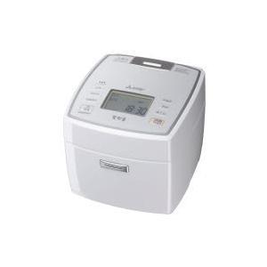 三菱(ミツビシ) NJ-VEA10(W) ピュアホワイト 備長炭 炭炊釜
