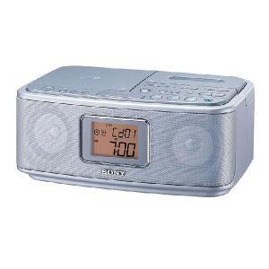 SONY ソニー CDラジオカセットコーダー CFD-E501-S シルバー 送料無料