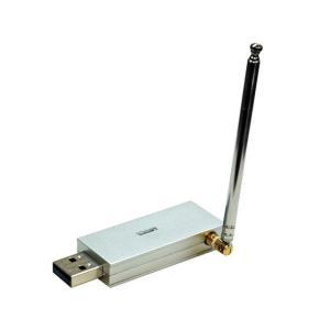 即日発送 Digistance パソコン専用USBワンセグチューナー DS-DT308SV シルバー ZOX メール便送料無料