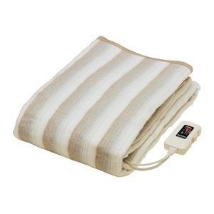 椙山紡織  電気掛け敷き毛布 NA-013K (188×130cm)  水洗いOK 即納・送料無料 pcfreak