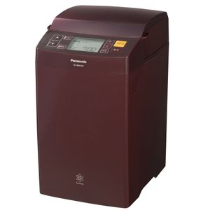 Panasonic ホームベーカリー 1斤タイプ ライスブレッドクッカー GOPAN SD-RBM1001-T ブラウン  送料無料
