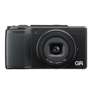 RICOH リコー コンパクトデジタルカメラ GR II 即納・送料無料|pcfreak