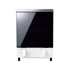 AQUA アクア オーブントースター 上下2段式 AQT-WT2-W ホワイト 即納・送料無料 pcfreak