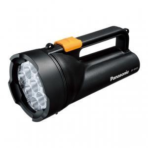 Panasonic LED懐中電灯 BF-BS05P-K ワイドパワーLED強力ライト パナソニック 即納・送料無料|pcfreak