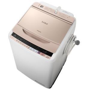HITACHI 日立 全自動洗濯機 9kg ビートウォッシュ...