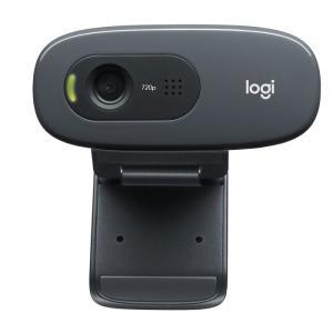 Logicool HD Webcam C270n ダークグレー WEBカメラ ロジクール 即納・送料...