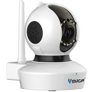 KEIAN 恵安 Vstarcam 無線LAN対応ネットワークカメラ C7823WIP ホワイト 即納・送料無料|pcfreak