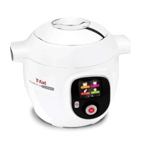 ●クックフォーミーの便利な機能はそのまま! ●圧力調理時間わずか15分!内蔵の時短レシピが いっぱい...
