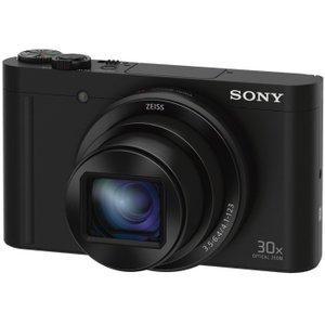 SONY ソニー コンパクトデジタルカメラ Cyber-shot サイバーショット DSC-WX500-B ブラック  送料無料|pcfreak