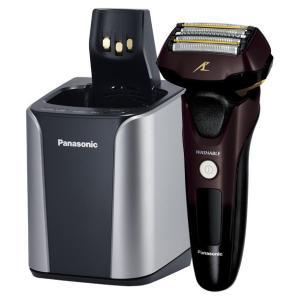 Panasonic パナソニック 電気シェーバー 5枚刃 ラムダッシュ ES-CLV7B-T 茶  送料無料・即納 (同等品:ES-LV7B-A) pcfreak