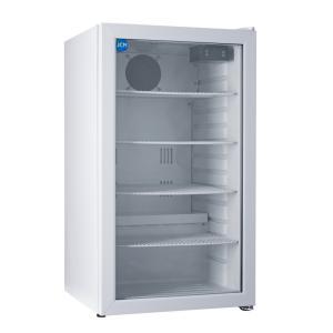 JCM 卓上型冷蔵ショーケース -6℃〜10℃ 88L JCMS-96-TO ホワイト 冷蔵庫 送料無料・代引き不可|pcfreak