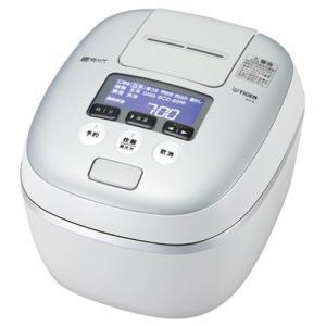 TIGER タイガー 圧力IH炊飯ジャー 炊きたて 5.5合炊き JPC-A100-WH ホワイトグレー 即納・送料無料|pcfreak