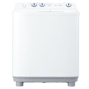 Haier ハイアール 4.5kg 2槽式洗濯機 JW-W45E-W ホワイト 即納・送料無料・代引不可 pcfreak