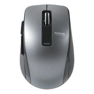 ELECOM マウス M-BT20BBBK ブラック Bluetooth(R)4.0 BlueLED 5ボタンマウス 即納・送料無料 pcfreak