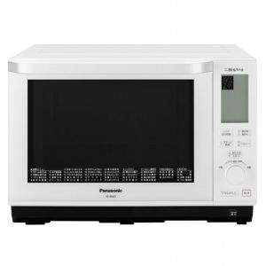 パナソニック スチームオーブンレンジ 26L 3つ星 ビストロ NE-BS605-W ホワイト Panasonic 即納・送料無料